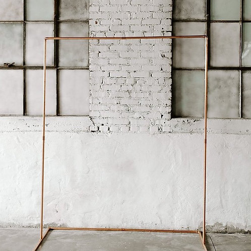 Copper Arbour/ Signage Frame