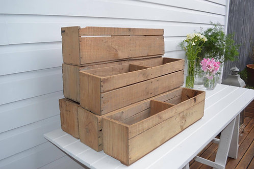 Timber Crate