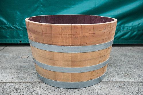 Wine barrel tub esky