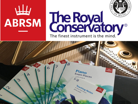 ABRSM Exam is on the way