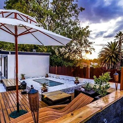 Brisa 180 _ Roof garden _ CDMX
