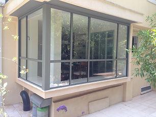 שמירה ופירוק של חלונות