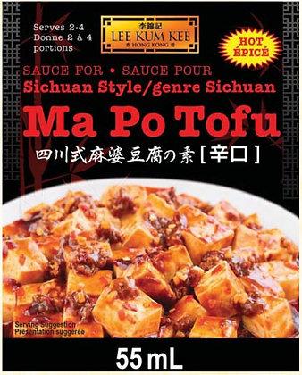 Lee Kum Kee Ma Po Tofu Sichuan Style Sauce [3x12x80g]