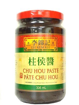 CHU HOU PASTE  柱侯酱  [12x306ml]