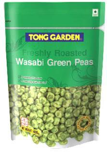 WASABI GREEN PEAS [12x500g]