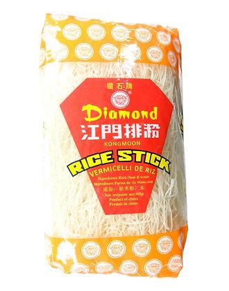 KONGMOON RICE STICK 鑽石牌 江門排粉 [12x400G]
