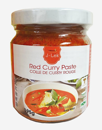 THAI STYLE RED CURRY PASTE [12x195g]