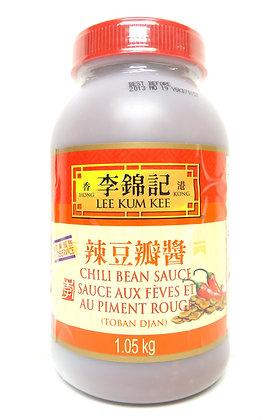 CHILI BEAN SAUCE TOBAN DJAN 辣豆瓣醬 [6x1kg]
