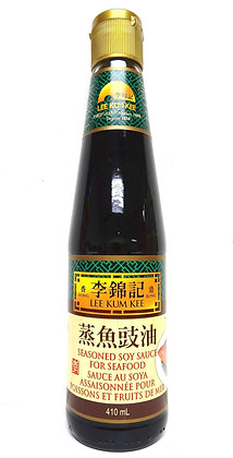 SEASONED SOY SAUCE FOR SEAFOOD 蒸鱼豉油 [12x500ml]