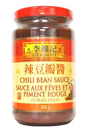 CHILI BEAN SAUCE TOBAN DJAN 辣豆瓣醬 [12x368g]