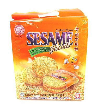 SESAME BISCUITS 合成 香脆之麻餅 [12x158g]
