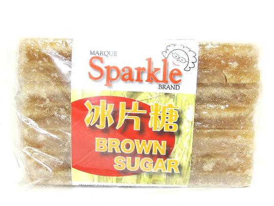BROWN  SUGAR 金星牌 冰片糖 [50x454g]