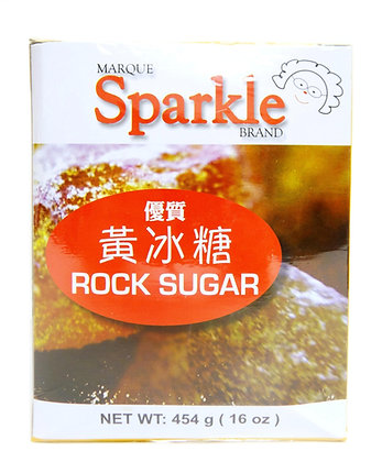 ROCK SUGAR 金星牌 黄冰糖 [50x454g]