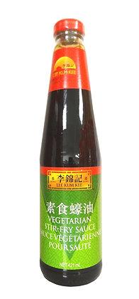 VEGETARIAN STIR FRY SAUCE 素食蠔油 [12x510g]