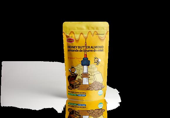 Murgerbon - Honey Butter Roasted Almond 200g