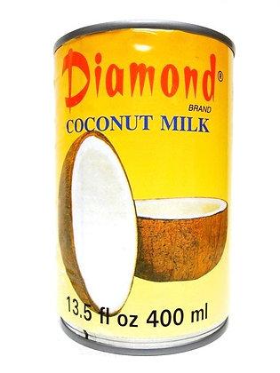 DIAMOND BRAND COCONUT MILK 鑽石牌 椰槳 [24x400mL]