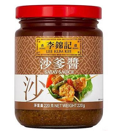 SATAY SAUCE 沙爹酱 [12x220g]