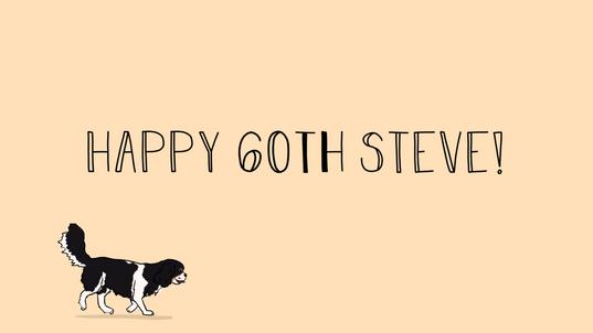An animated birthday card! - 2020