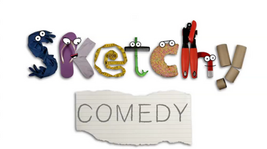 Sketchy Comedy Credits with Second Home Studios - 2018