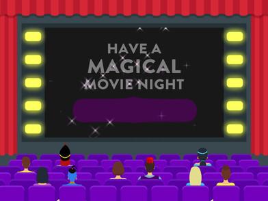 Resorts World Birmingham Aladdin Movie P