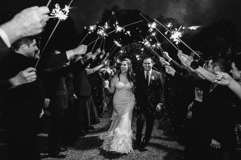 Casamento - Chácara Luz da Mata - Barbara&Willian - São José dos Pinhais - PR