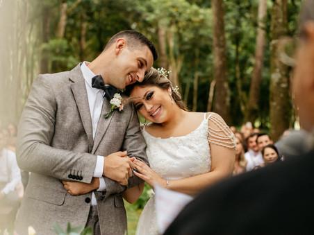 Casamento - Chácara Krzak - Dani&Eder - Curitiba - PR