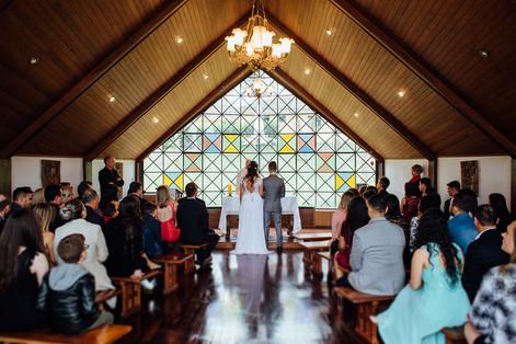 Nicole&Diego - Casamento - Capela Nossa Senhora de Salette - Curitiba - PR