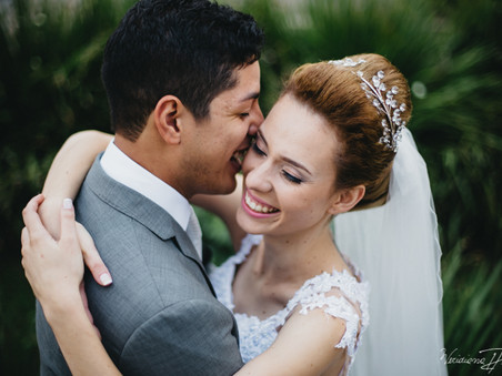 Talita&Daniel - Casamento -Recanto Bouganville