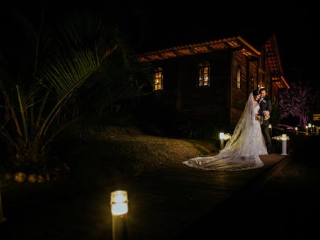 Espaço Luar Sagrado - Casamento - Elayne&Paulo - Curitiba - PR