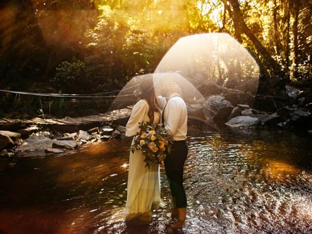 Elopement Wedding - Thalyta&Juliano - Campo Largo - PR
