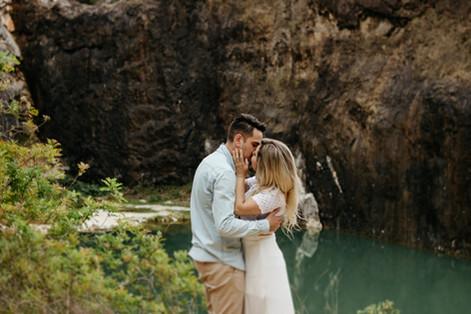 Nadia&Rafael - Pré Wedding - Lagoa Azul - Campo Magro -PR