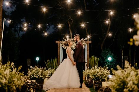 Casamento - Chácara Krzak - Kauana&Douglas - Curitiba