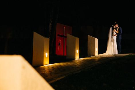 Casamento - Capela Nossa Senhora da Salette - Jheni&Leandro - Curitiba - PR