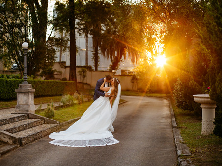 Castelo do Batel - Casamento - Carolina&Victor - Curitiba - PR