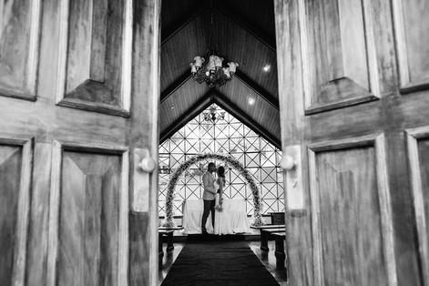 Heloise&Tiago - Casamento - Capela Nossa Senhora de Salette - Curitiba - PR