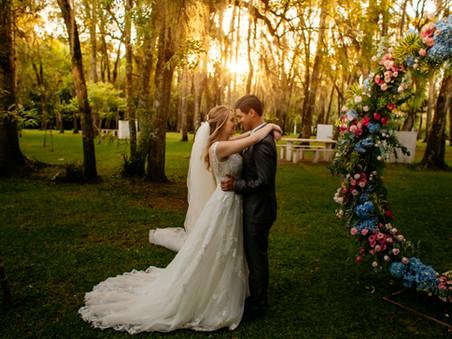 Acampamento Bethel - Casamento - Lidia&Matheus - Curitiba - PR