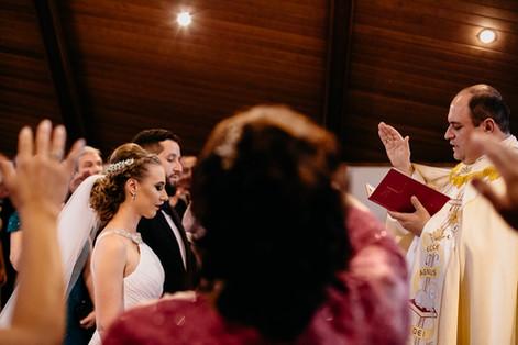 Alaiz&Joao - Casamento - Capela Nossa Senhora de Salette - Curitiba PR