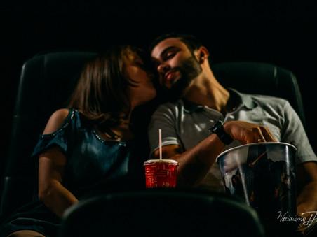 Debora&Emerson - Pré Wedding - Cinema