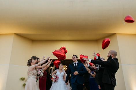 Casamento - Santuário de Santa Rita de Cássia - Amanda&Natan - Curitiba - PR