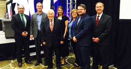 IHA Honors Senator Lugar