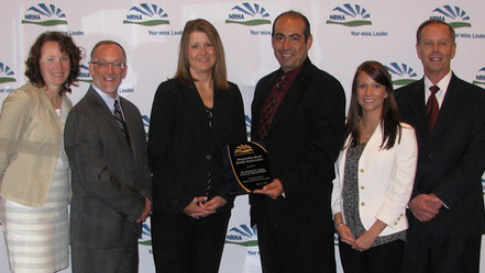 2016:  NRHA Outstanding Rural Health Organization
