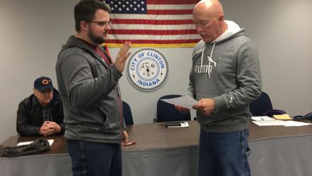 Lugar Center Staff Begins Volunteering on Local City Board