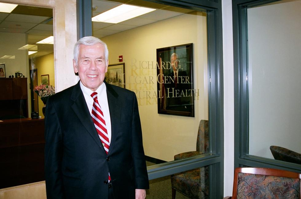 Lugar Center for Rural Health