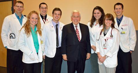 Senator Lugar & UHFMR