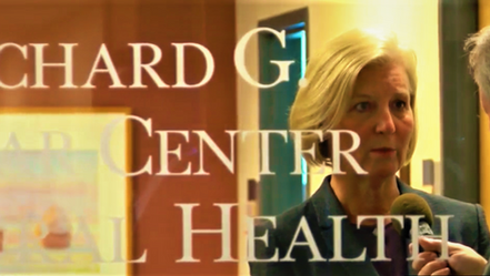 Indiana State Health Commissioner Visits Lugar Center