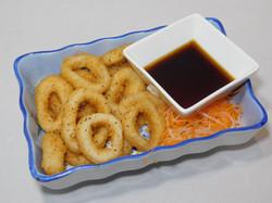 *New Item* Fried Calamari