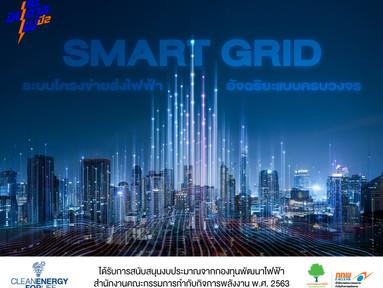 สมาร์ทกริด ระบบโครงข่ายส่งไฟฟ้าอัจฉริยะแบบครบวงจร