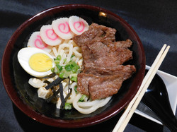 *New Item* Beef Udon