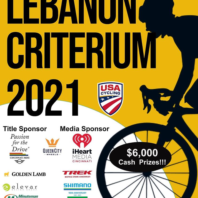 Lebanon Bike Criterium