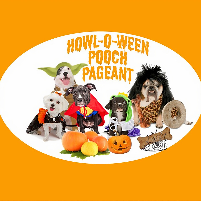 Howl-O-ween Pooch Pageant